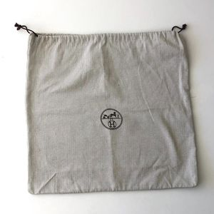 Hermes Bag Dust Bag